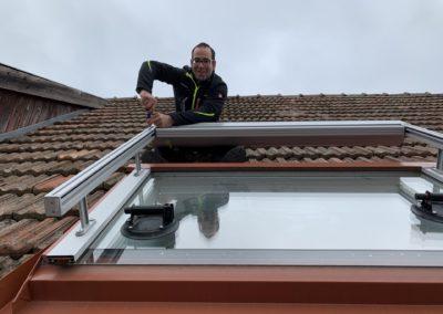 Professioneller Montageservice von Sonnenschutz Meisl in Langenlois